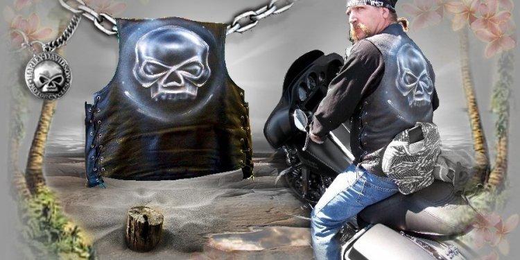 #11 Custom Motorcycle Gear