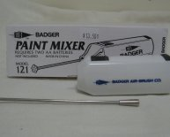 Airbrush paint Mixer