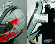 Custom Racing Helmets