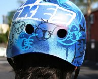Customized bike Helmets