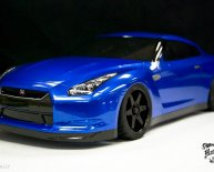 Custom Airbrushed RC car Bodies
