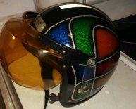 Football Motorcycle Helmets